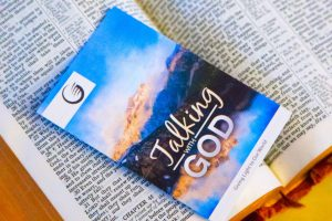 Gospel tracts can be used to share Jesus with others