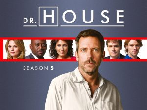 Spiritual Wisdom from . . . Dr. Gregory House?