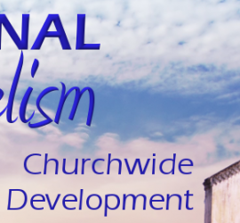 Churchwide personal evangelism strategy development
