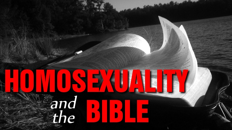 The New Testament Condemns Homosexuality as Sin