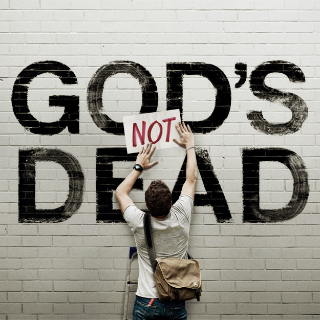 "Movie Review: ""God's Not Dead"""