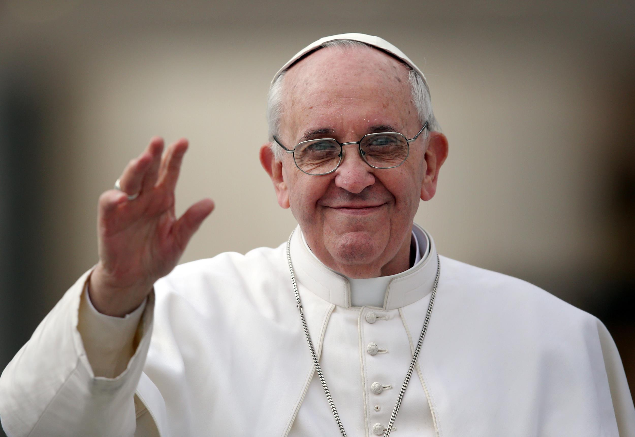 Pope Francis recently made comments about evolution and creation that advocate heresy.