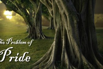 The problem of pride