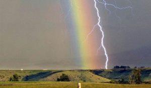 The Rainbow: A Sign of Grace amidst Judgment