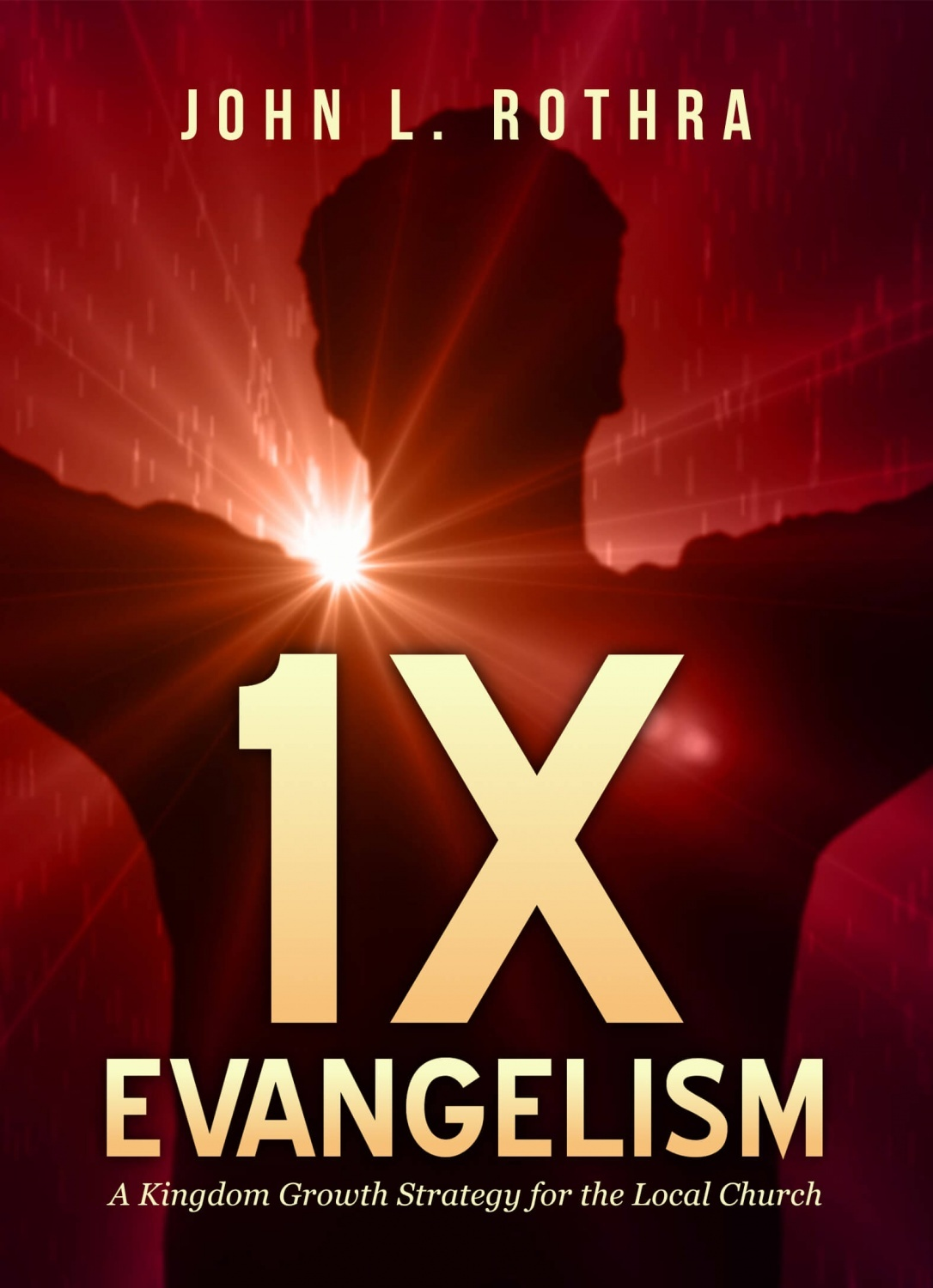 Official Cover for <em>1X Evangelism</em>