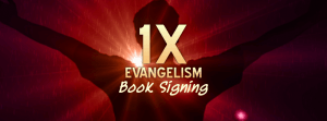 Leaving for Fort Worth 1X Evangelism Book Signing