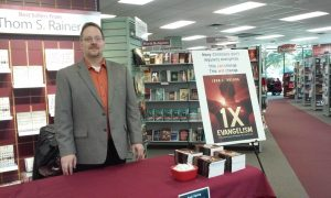 Book Signing Event at SWBTS LifeWay Update