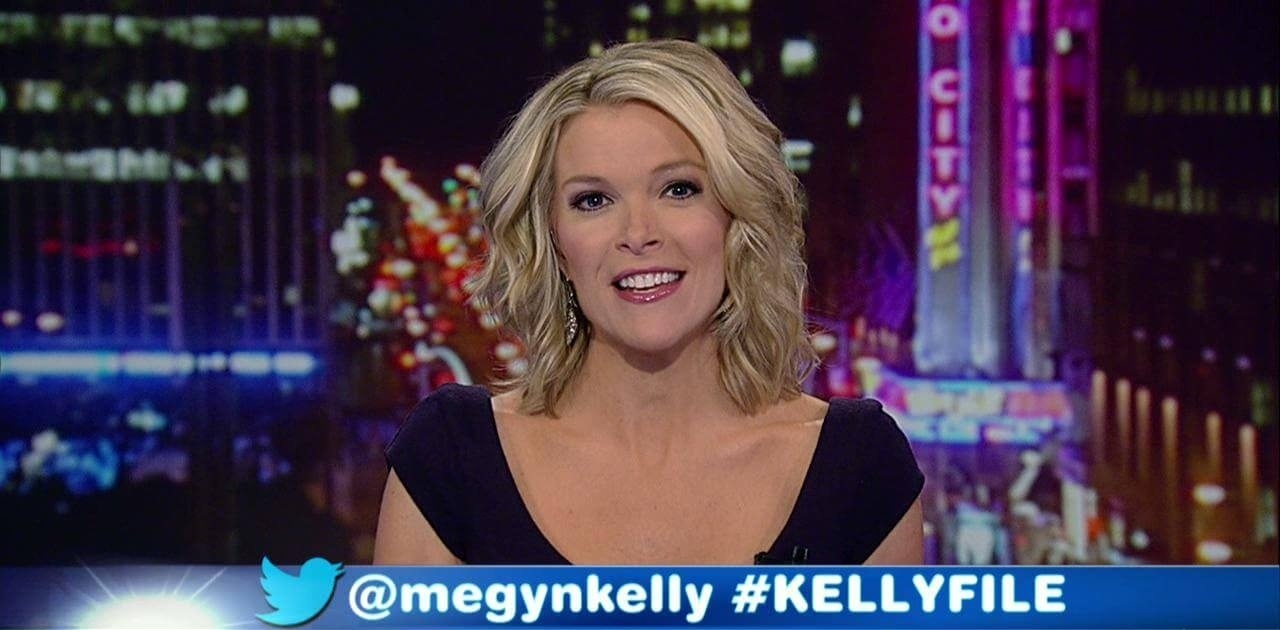 """The Kelly File"" hosted by Megyn Kelly on the Fox News Channel."