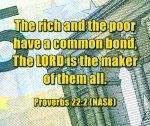 Proverbs 22:2