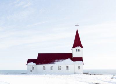 church-in-snow