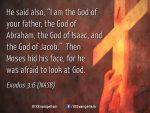 Exodus 3:6