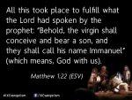 Matthew 1:22
