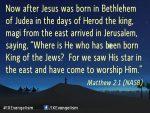 Matthew 2:1