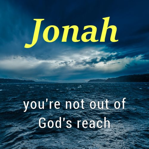 You're Not out of God's Reach