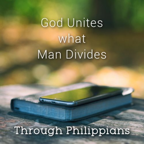 God Unites what Man Divides