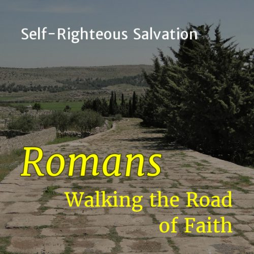 Self-Righteous Salvation