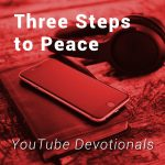 Three Steps to Peace