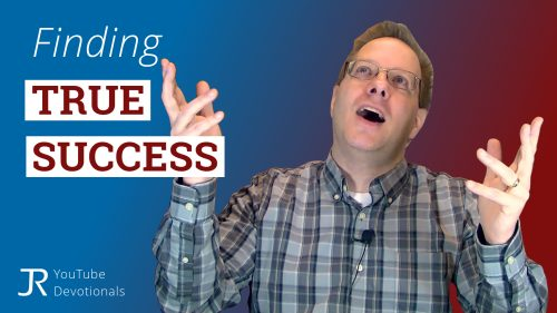 Finding True Success YouTube thumbnail