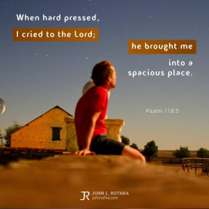 Psalm 118:5