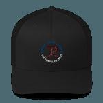 Trucker Cap: Logo & Know Show Share Slogan