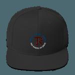 Snapback Hat: Logo & Know Show Share Slogan