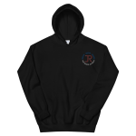 Pull-Over Hoodie: Logo & Know Show Share Slogan