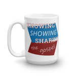 Mug: Knowing Showing Sharing Geometric