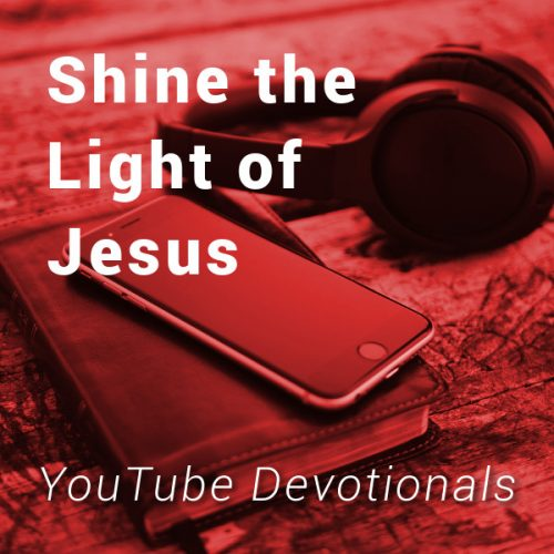 """Shine the Light of Jesus"" by Dr. John L. Rothra"