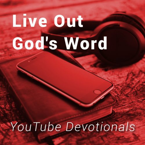 """""""Live Out God's Word"""" by Dr. John L. Rothra"""