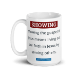 Mug: Showing Defined