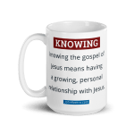 Mug: Knowing Definition